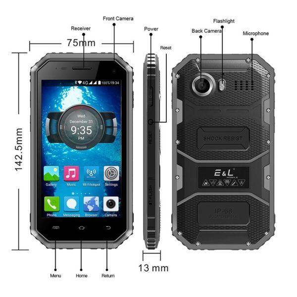 4G Rugged phone swop for Huawei P9/P10/Iphone 6/ Samsung S6 or similiar