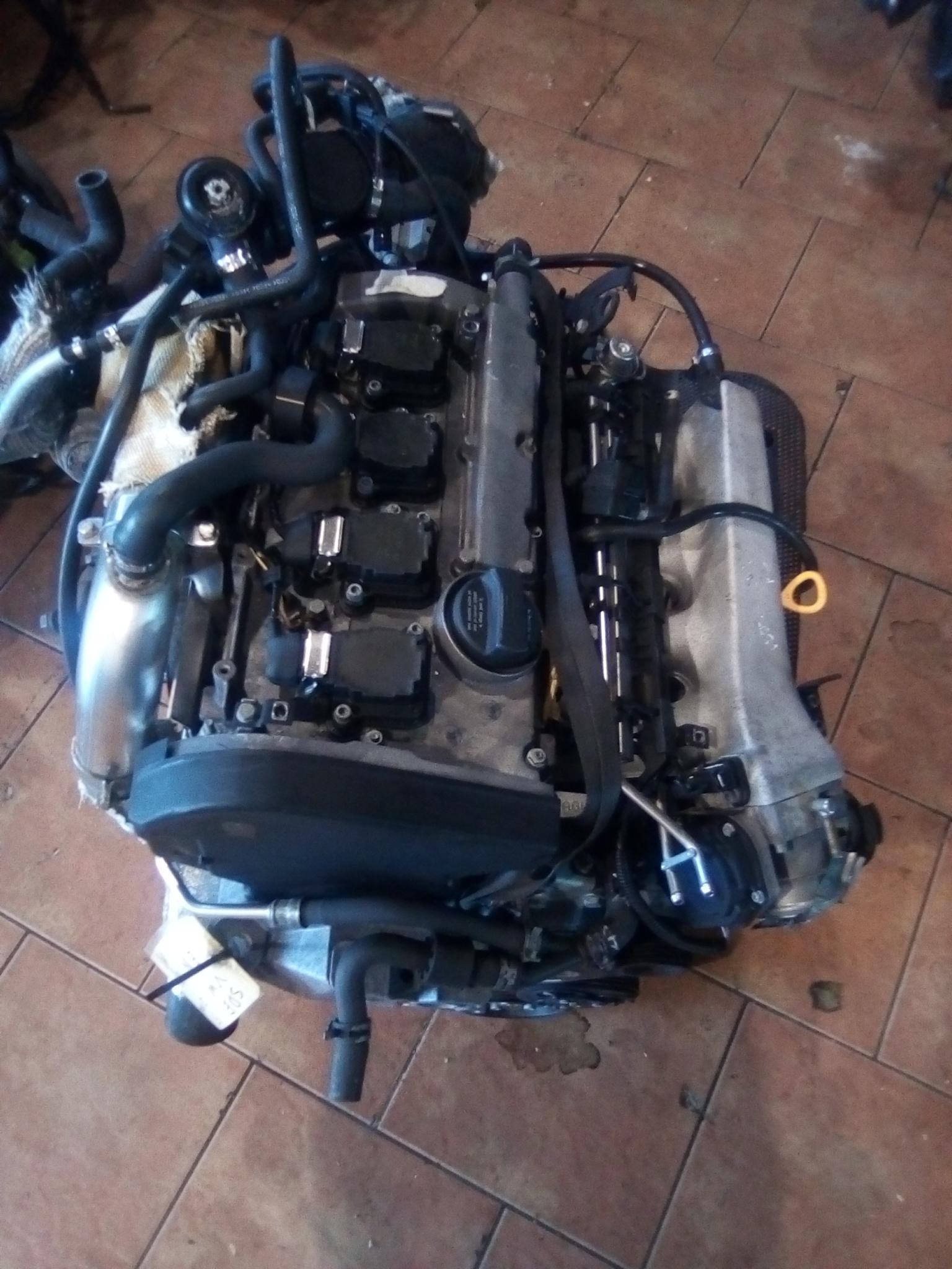 AGU  GOLF4 1,8GTI ENGINE FOR SALE