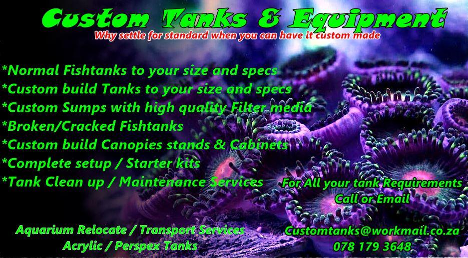 Custom Tanks & Equipment