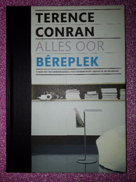 Alles Oor Bereplek - Terence Conran.