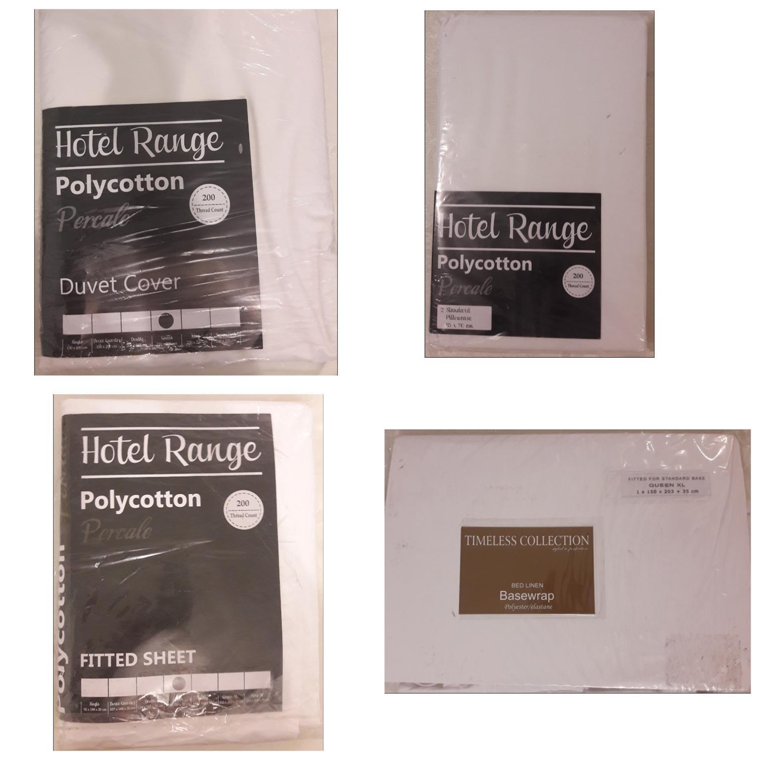 Hotel Range Bedding