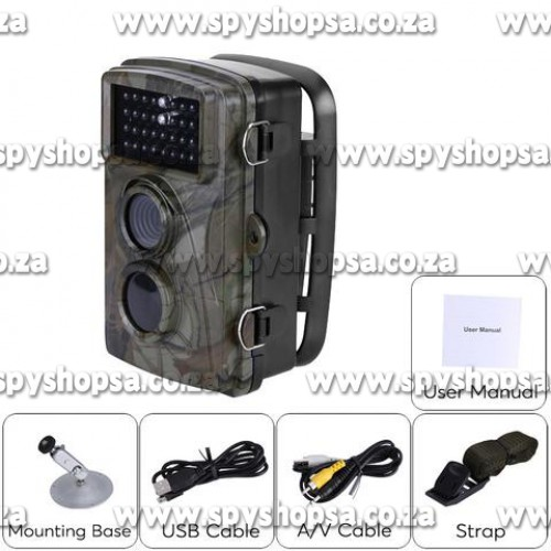 Night Vision Spy Cameras | Spy Shop SA