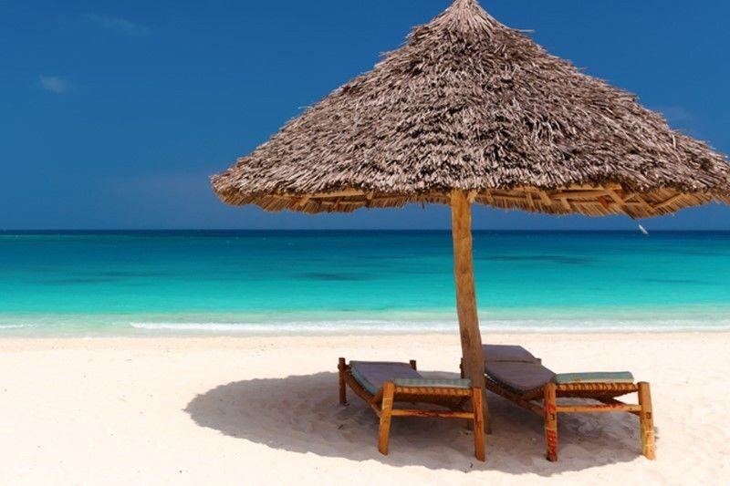 Zanzibar Family Holiday at Sunset Bungalows located on Zanzibars Finest Beach