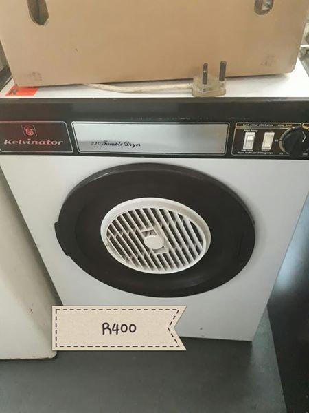 Kelvinator tuimeldroer te koop