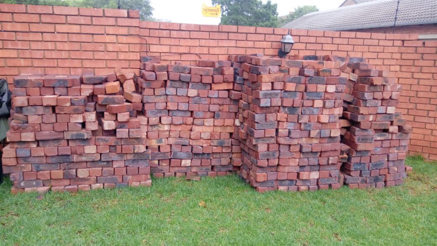 pre-face bricks