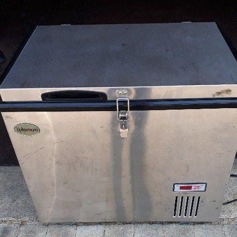 Kellerman camp freezer