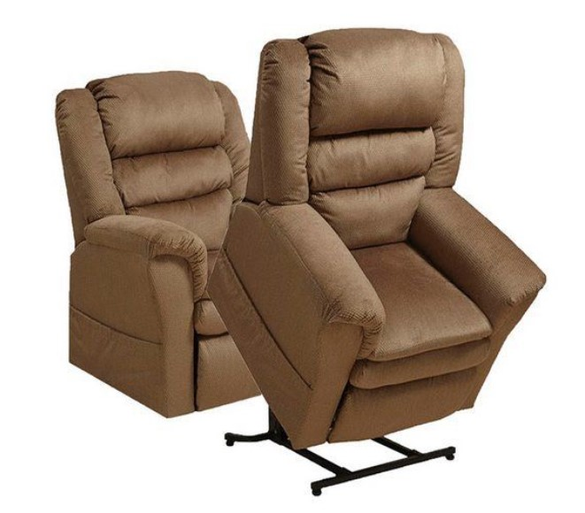 Lift and Tilt Riser Recliner - only used for a month