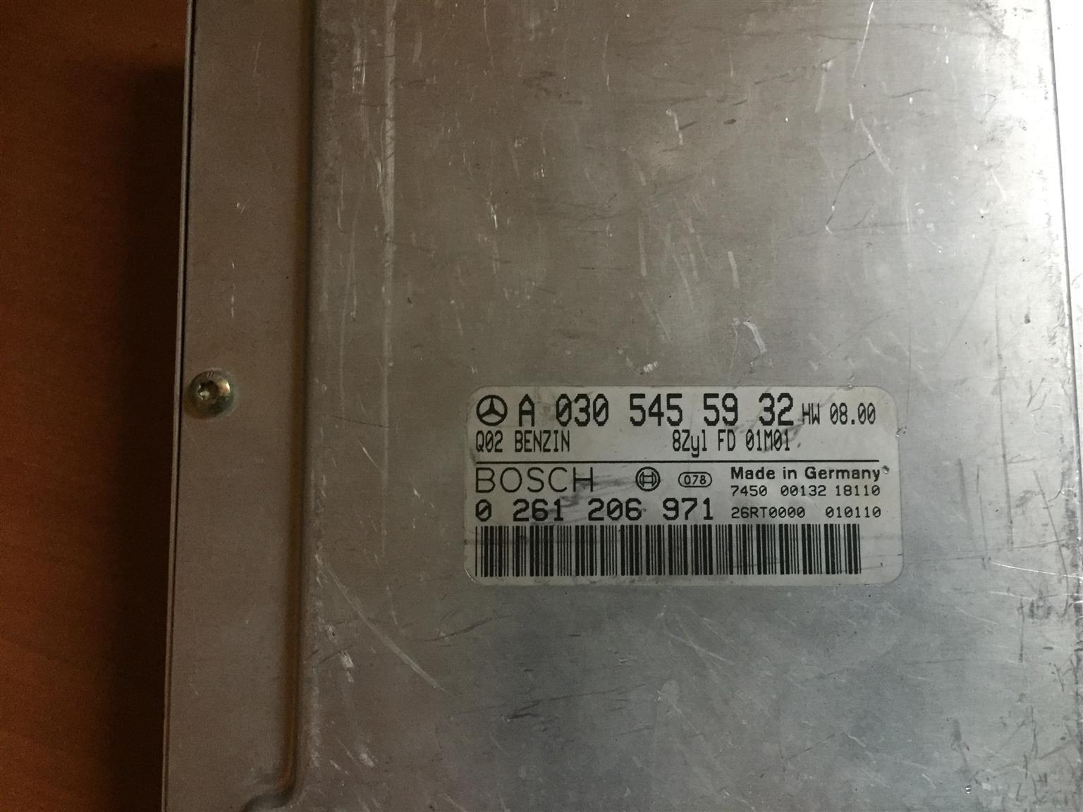 Mercedes Benz computer box for sale