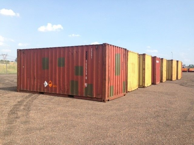 USED CONTAINERS FOR SALE - COME CHOOSE YOUR UNIT!!!