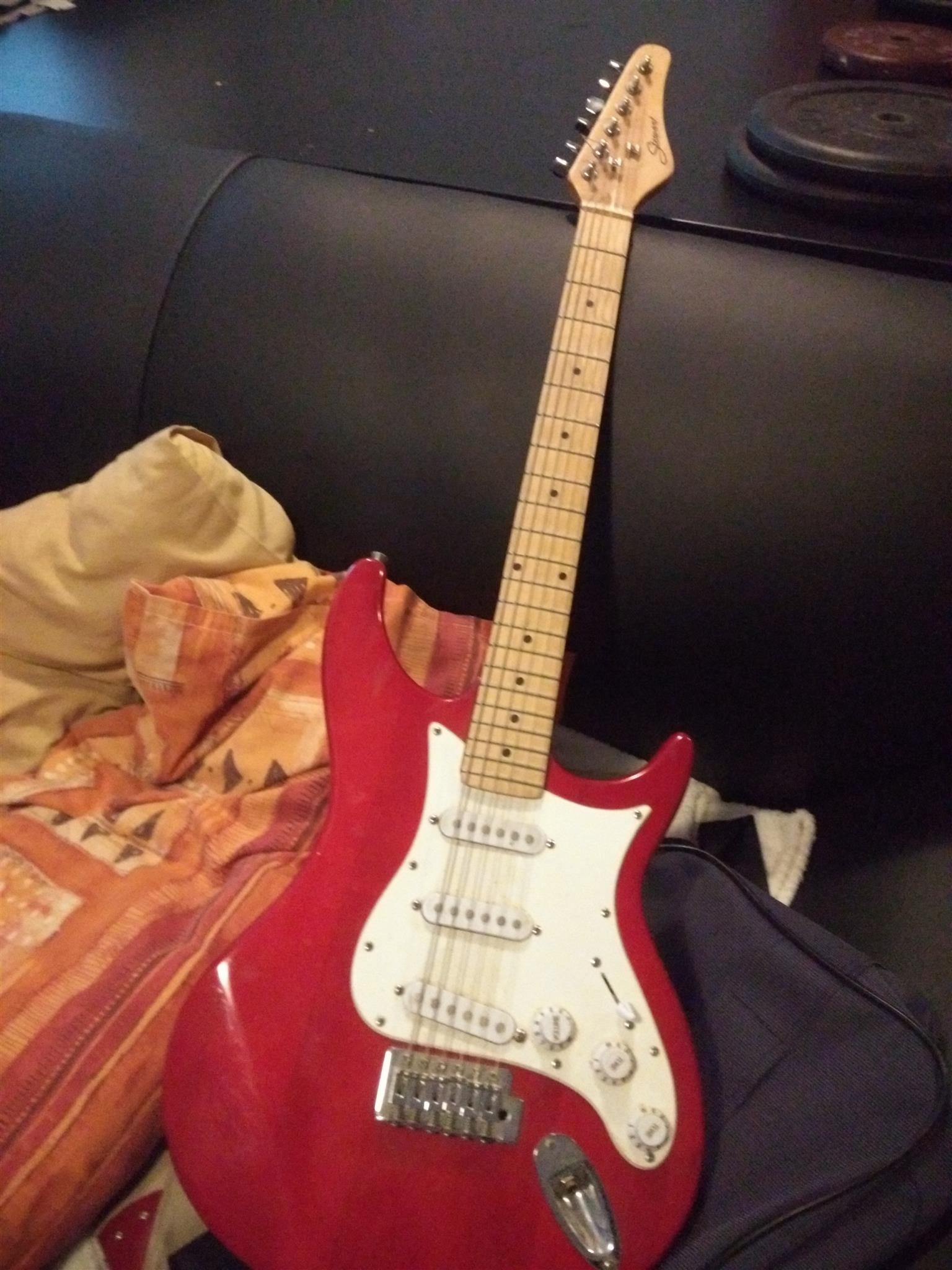 Stewart Electric Guitar For Sale Junk Mail