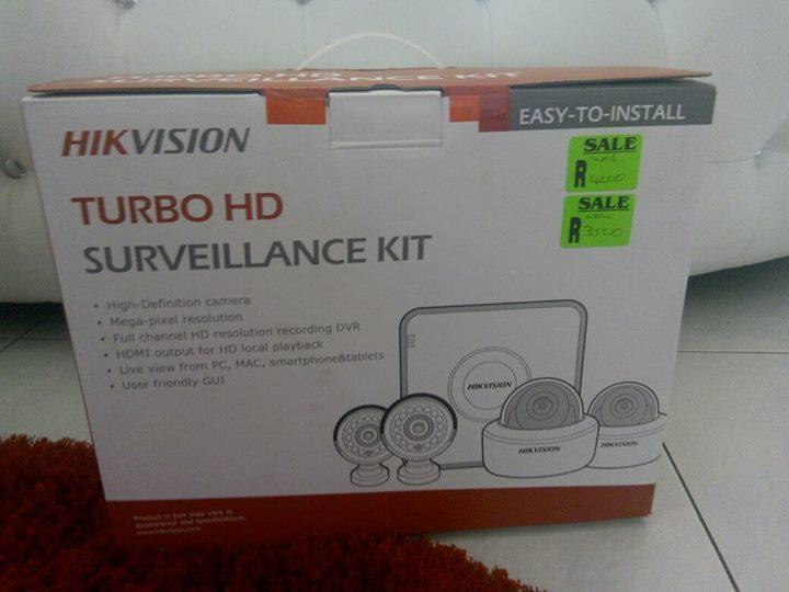 Turbo surveillance kit