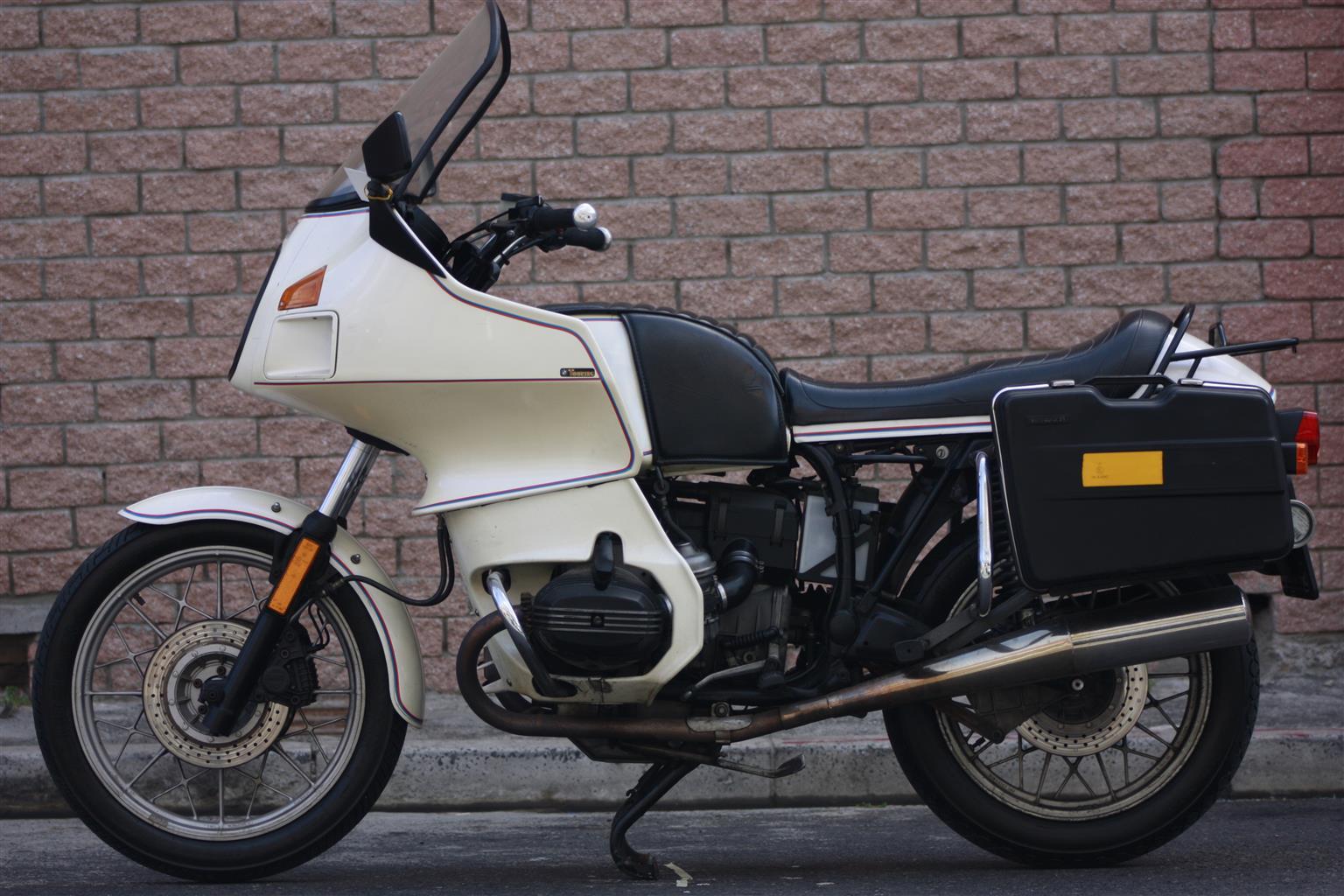 1984 BMW R100R