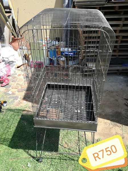 Steel cage for sale