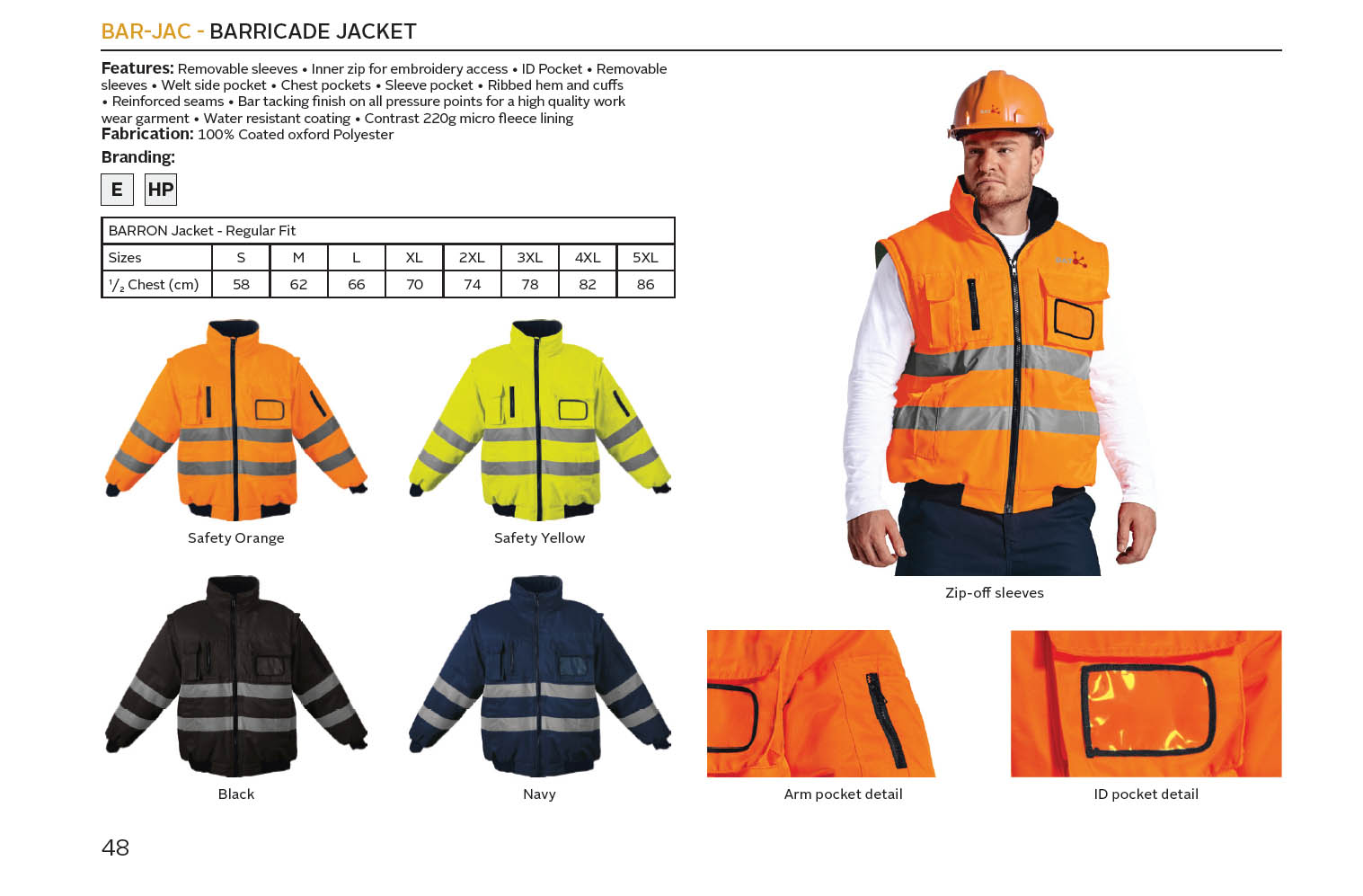 Protective wear at Extreme Workwear