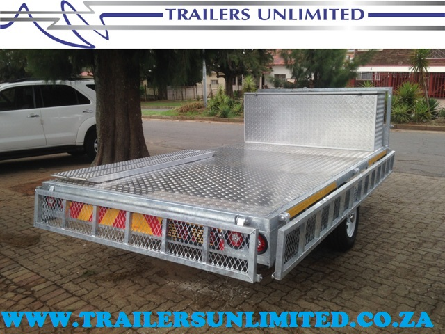 TRAILERS UNLIMITED FLATBED TRAILERS. 3000 X 1700