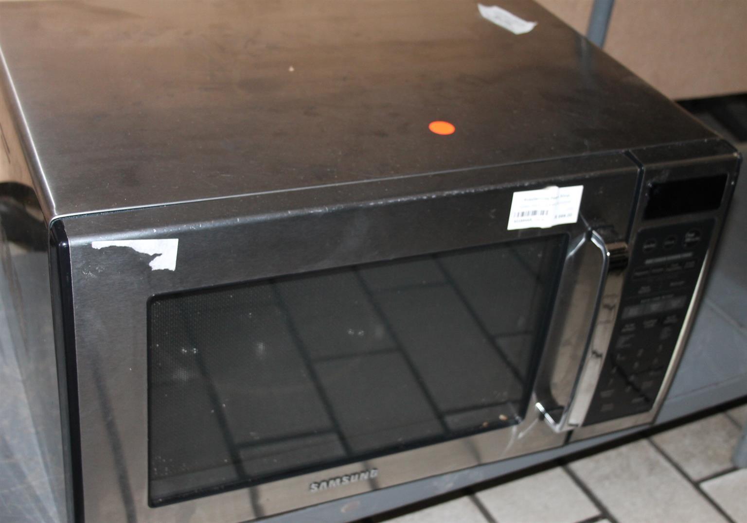 Samsung microwave S028044a  #Rosettenvillepawnshop