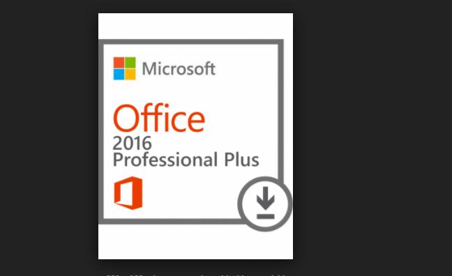 download office 2016 pro plus 64 bits