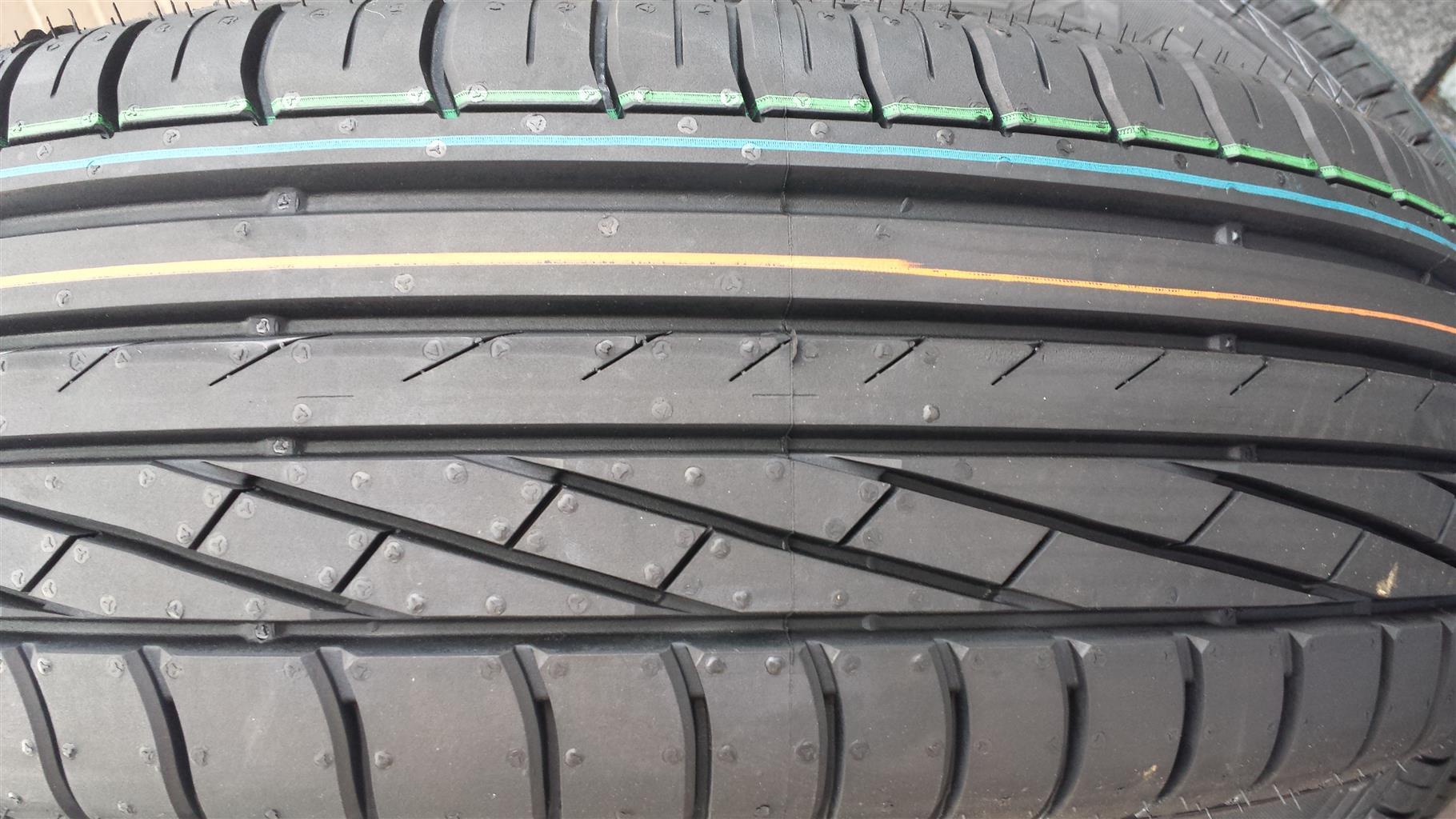 Tyres. 195.65.15 New