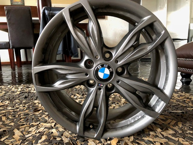 Original BMW Rims 18' inch (2017 m240i)