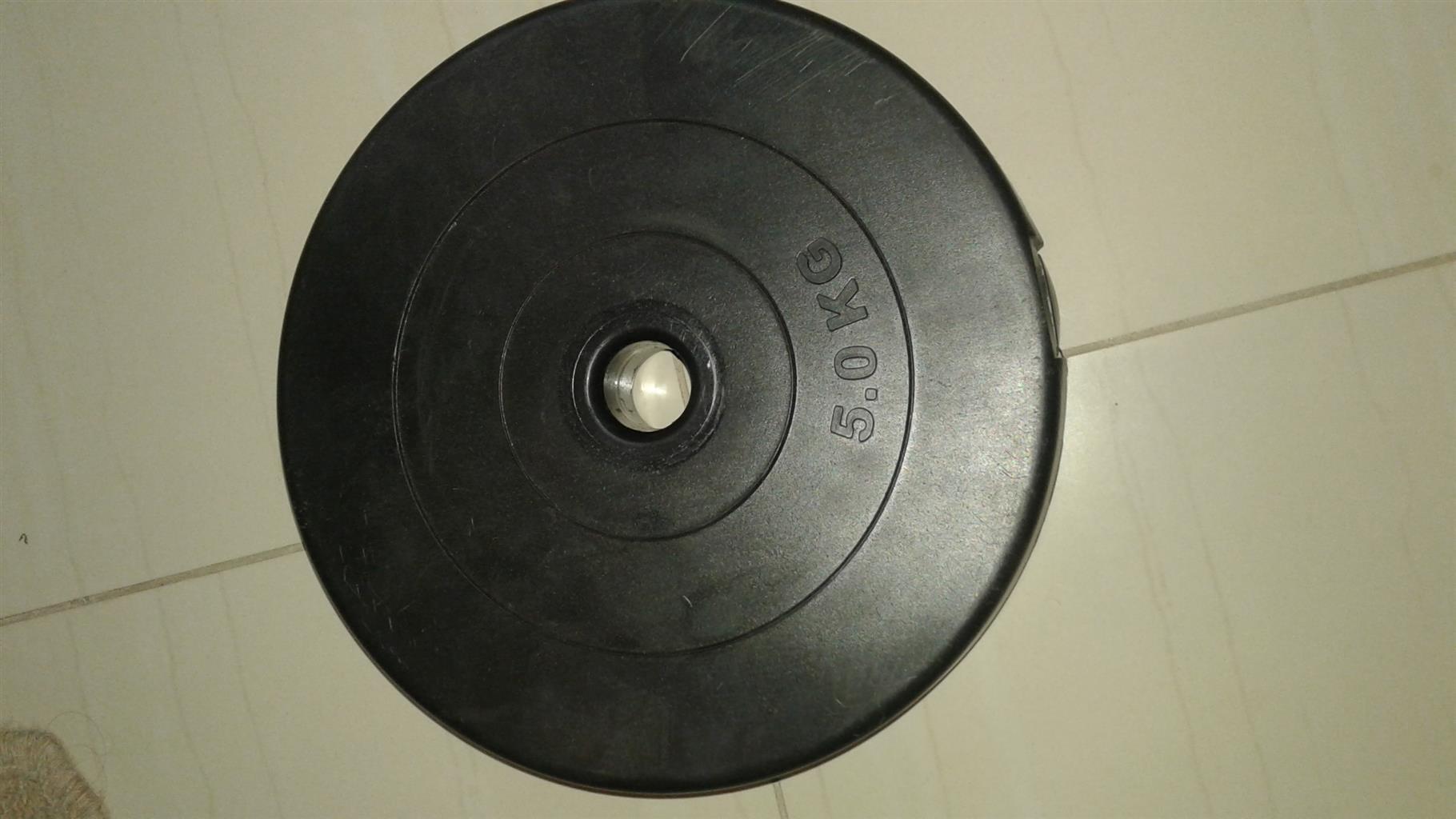 20kg plate set 900