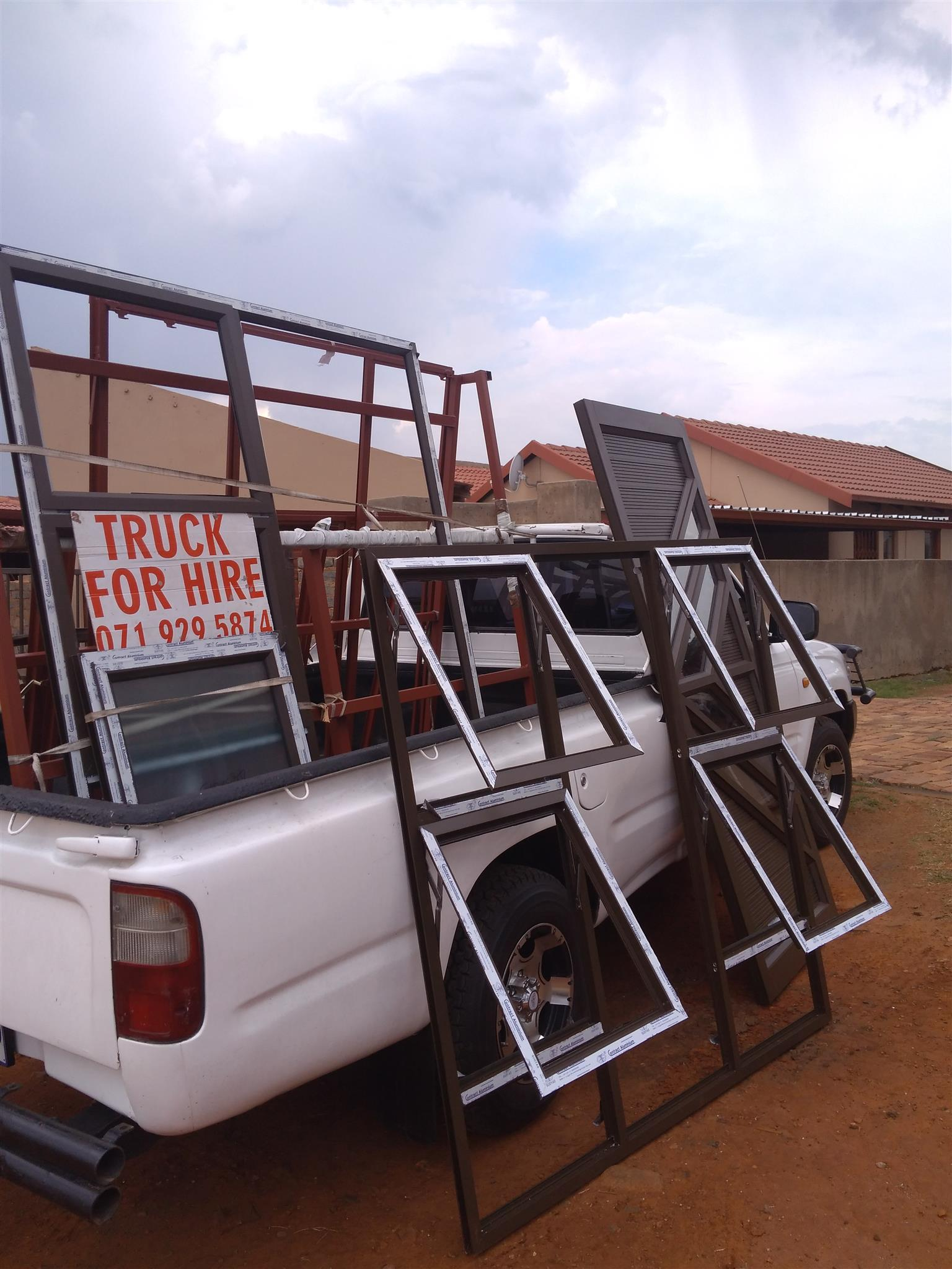 Aluminum window for sale R1450