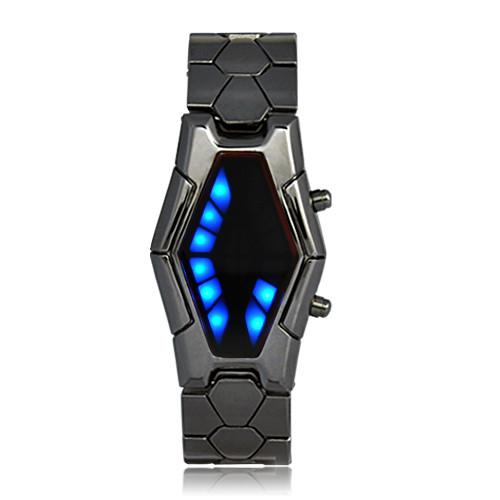 """Japanese Style Inspired LED Watch """"Sauron"""""""