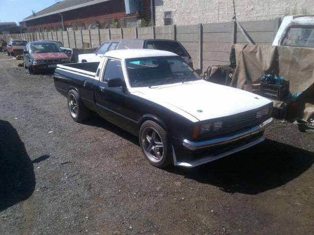 All ford cortina parts bakkie
