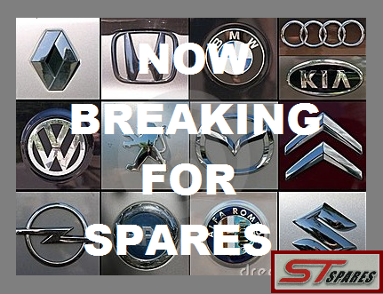ST Spares Now Breaking For Spares