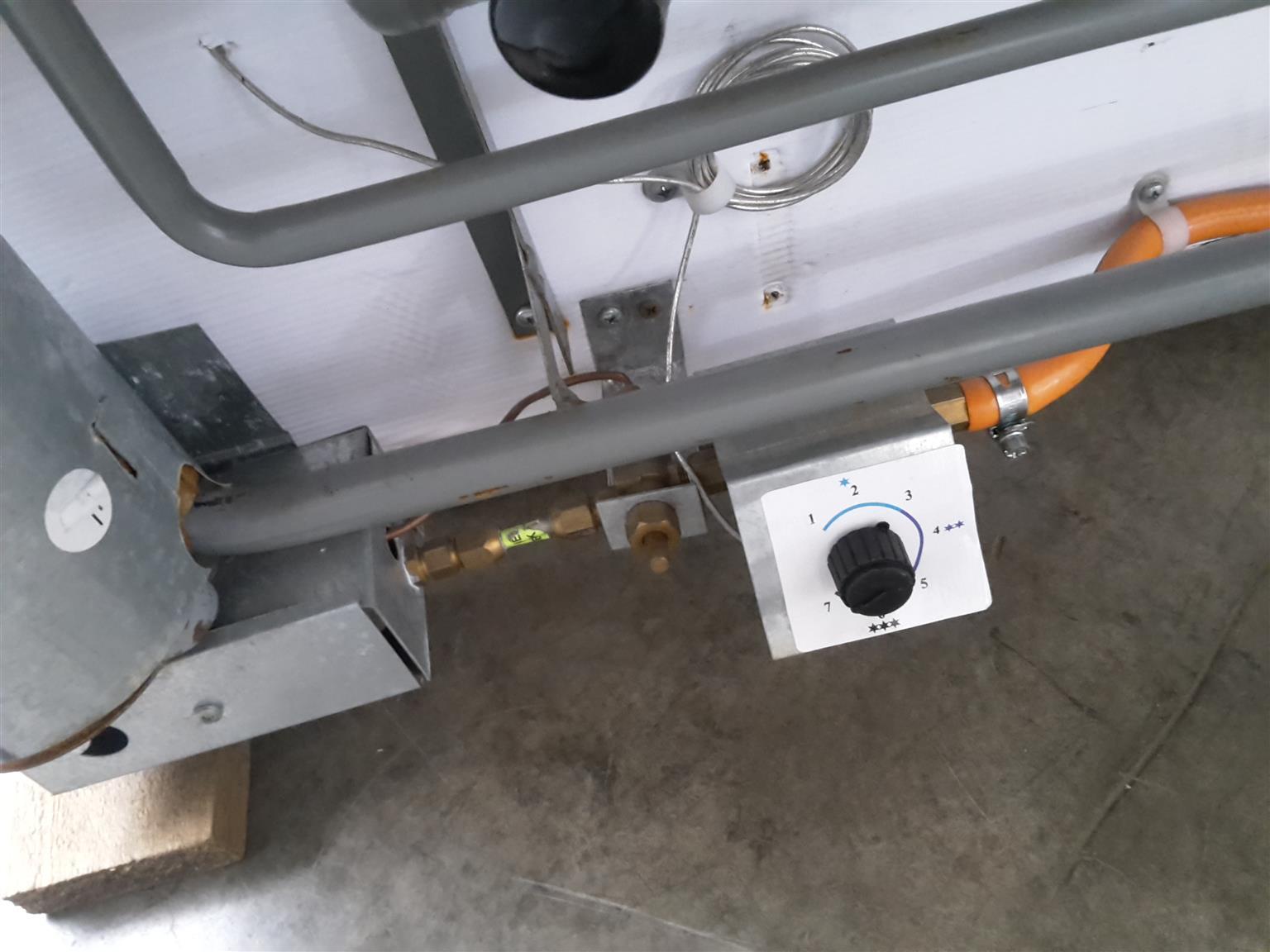 Gas Fridge Zero GF250