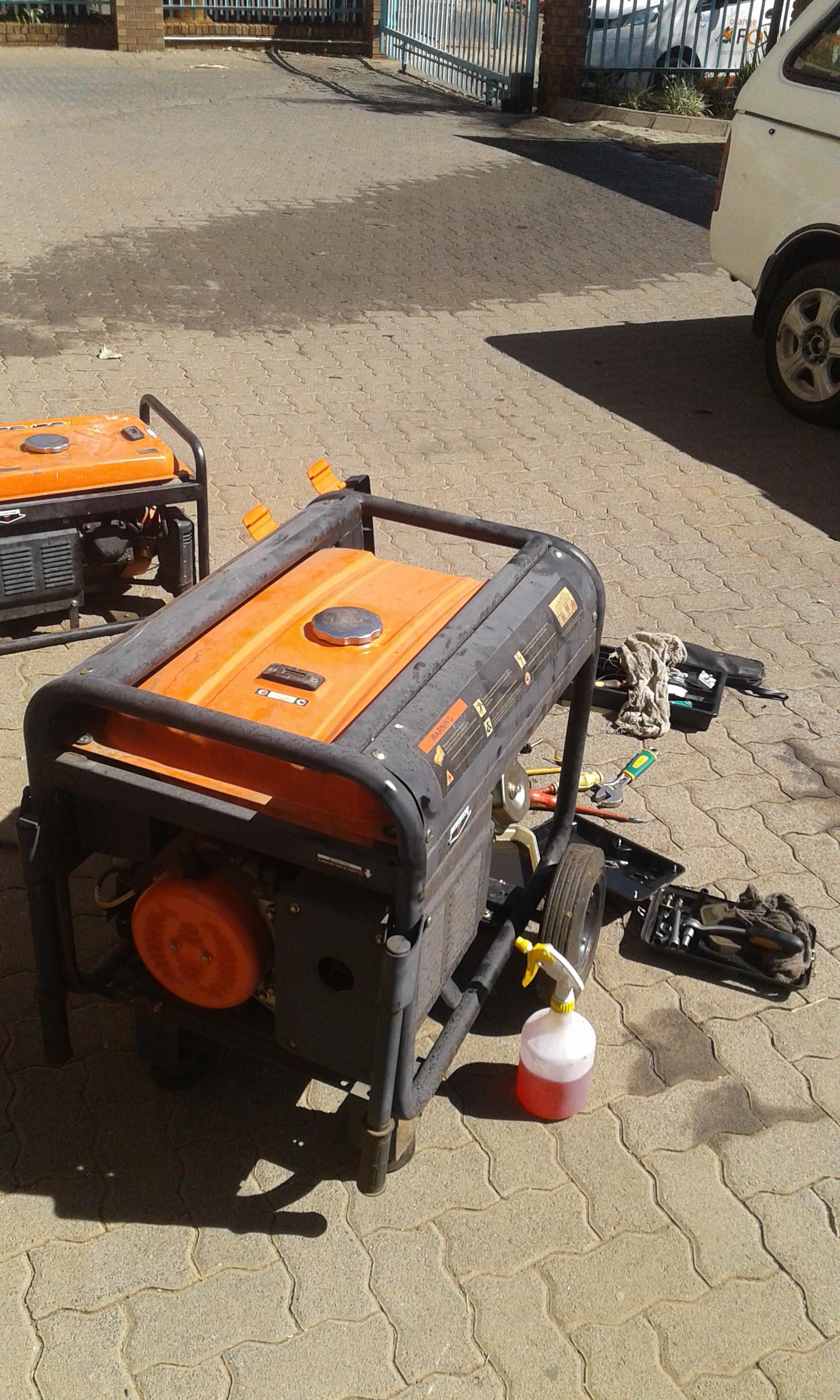 Centurion Generator Repairs and Services 0723328082