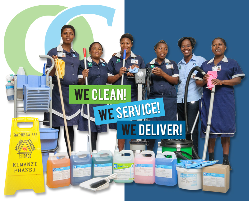 PROFESSIONAL CORPORATE AND RESIDENTIAL CLEANING COMPANY - GAUTENG