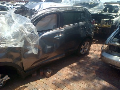 Sportage 2012 2.0 automatic 4x2 for stripping