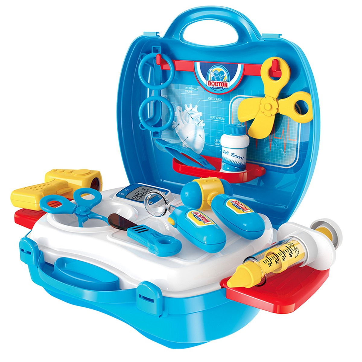 Suitcase Play Sets