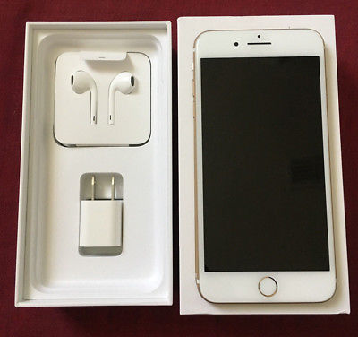 Brand new iPhone 7 plus 128Gb Gold | Junk Mail