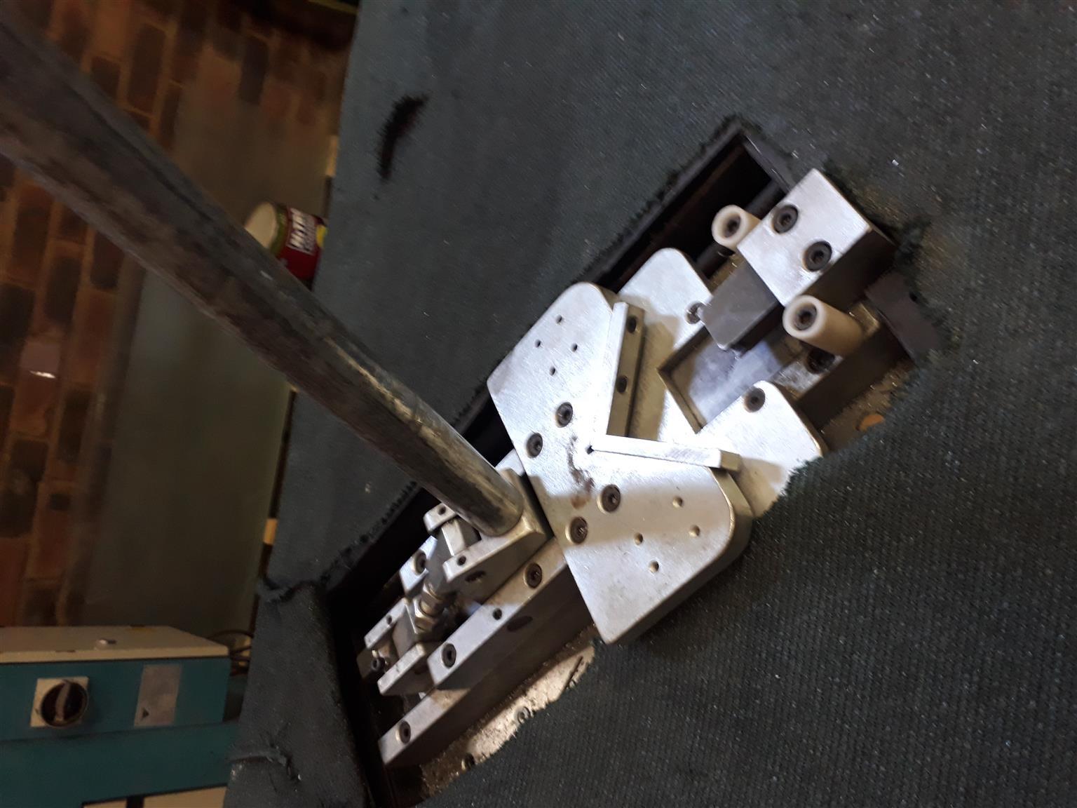 Aluminium crimpers