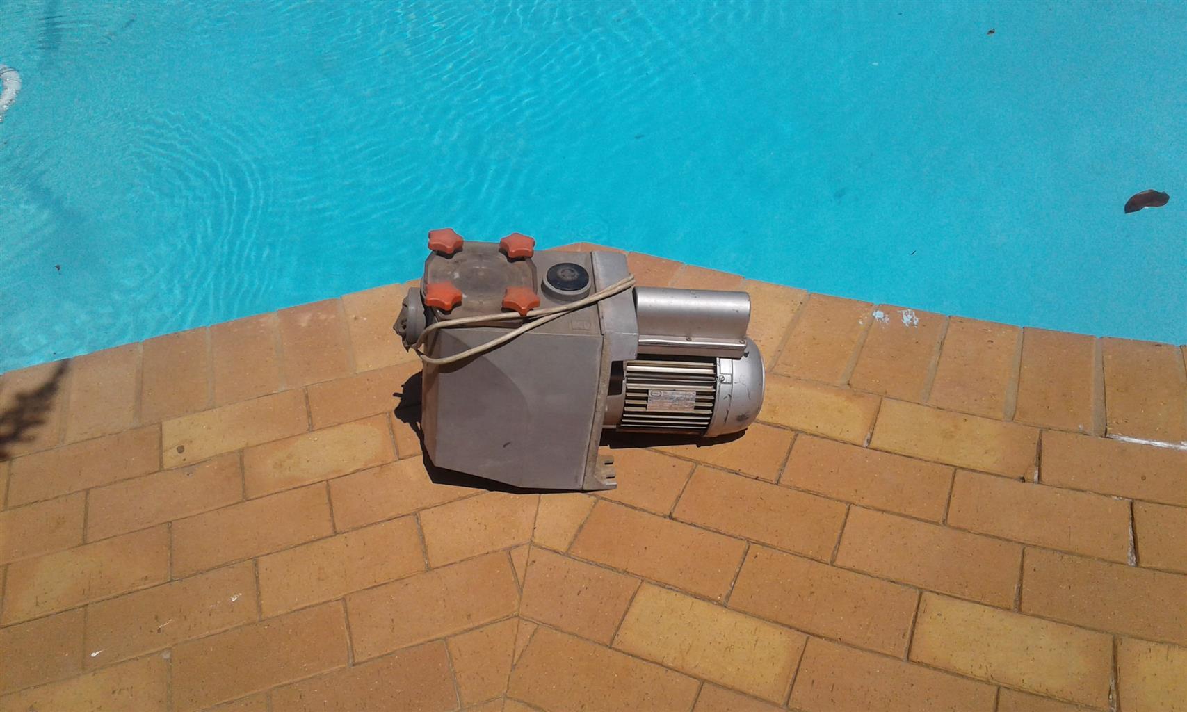 Safeline poolpump