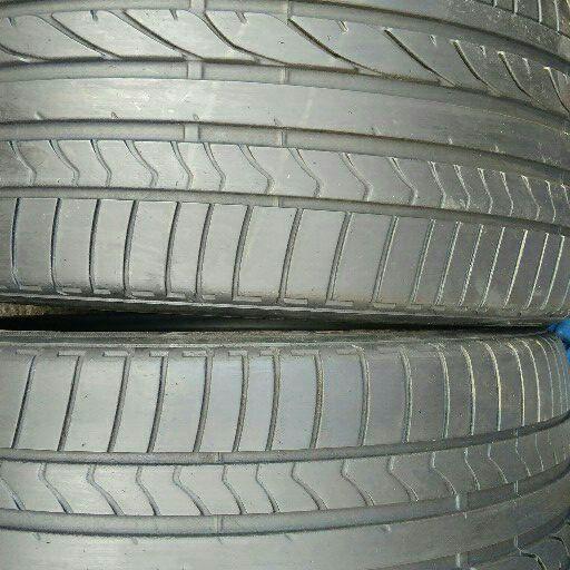 Set of X5 & X6 Runflat Tyres (315/35/20, 275/40/20)