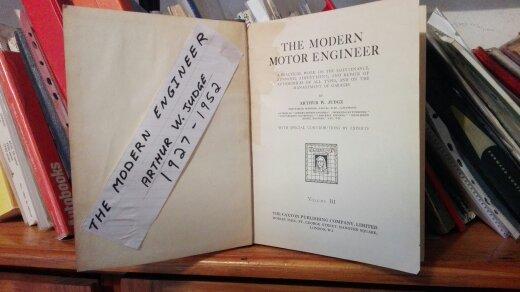 The modern motor  ingenieur: 1927 - 1952