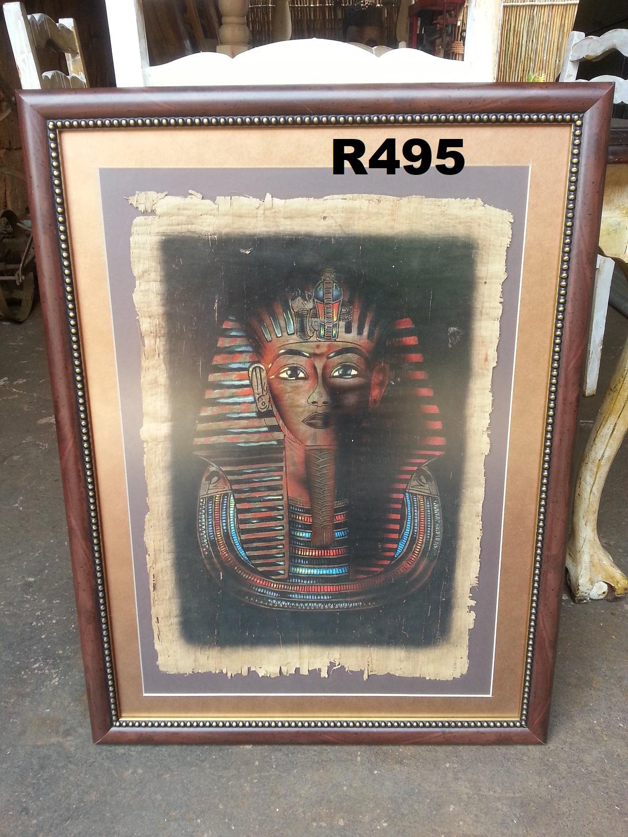 Tut Papirus Painting (615x820)