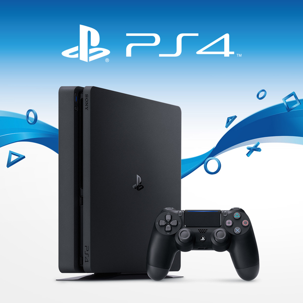 Playstation 4 Slim Console 1TB (WAS R6,299) + Free Delivery