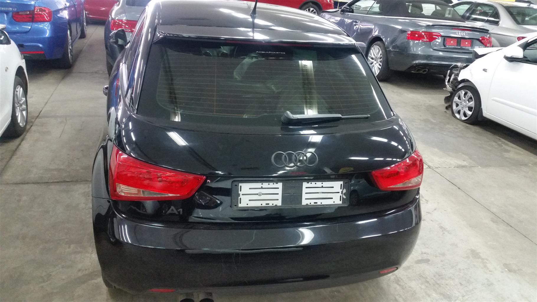 Audi A1 2011 1.4 TFSI A/T (REF C25447)