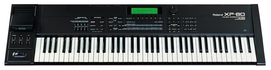 * Roland XP80 *