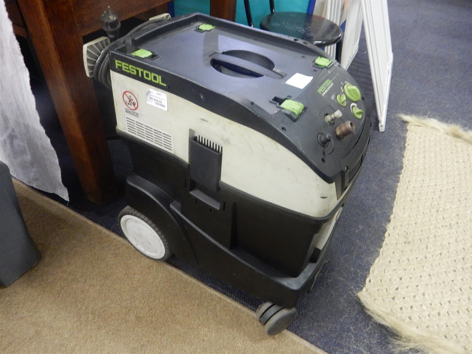Festool Cleantex Vacuum Cleaner