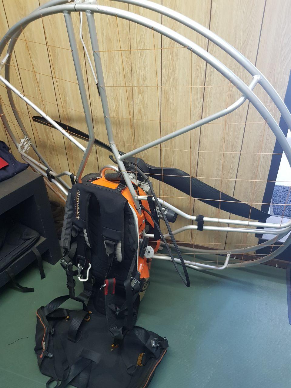 Paramotor, Paragliding Motor Nirvana Rodeo