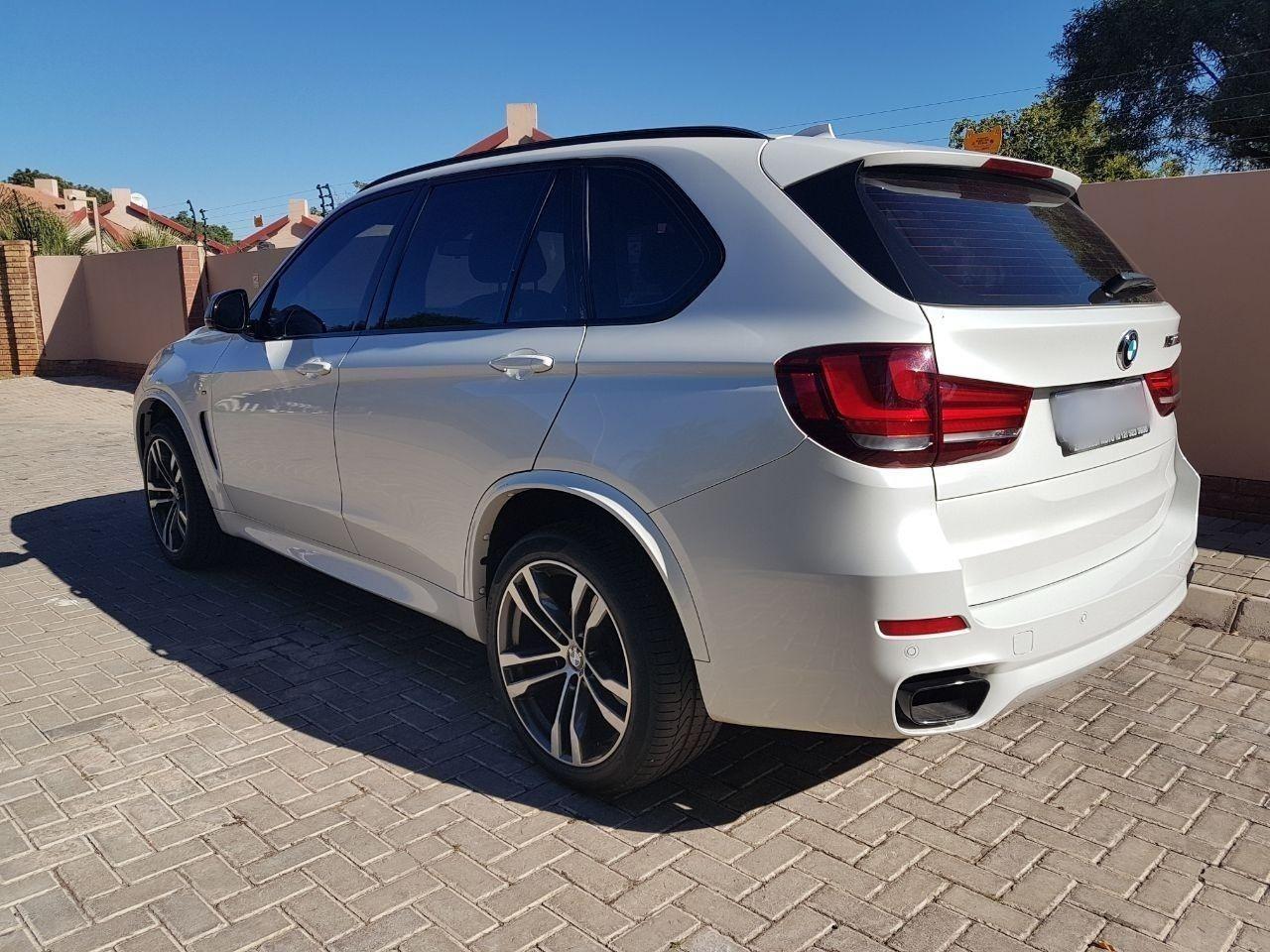 2014 BMW X5 XDrive50i M Sport