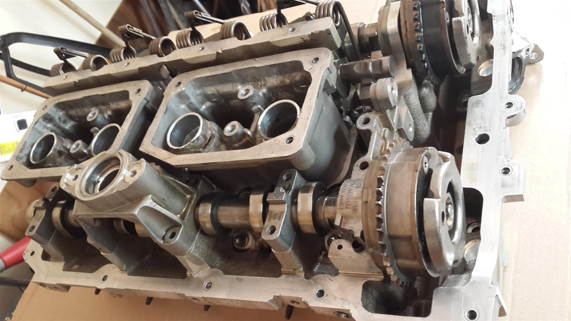 BMW F30 Cylinder Head | Junk Mail