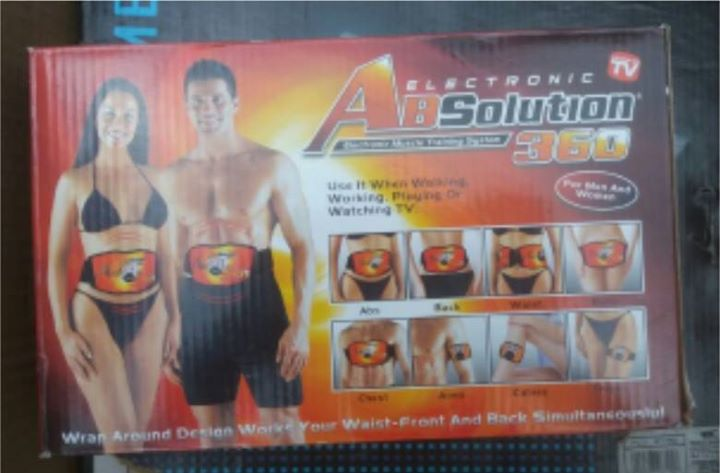 Ab solution belt for sale