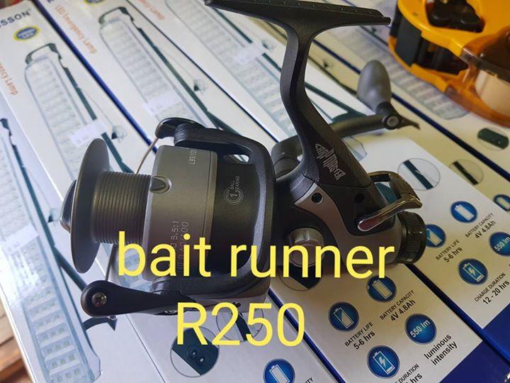 Bait runner te koop
