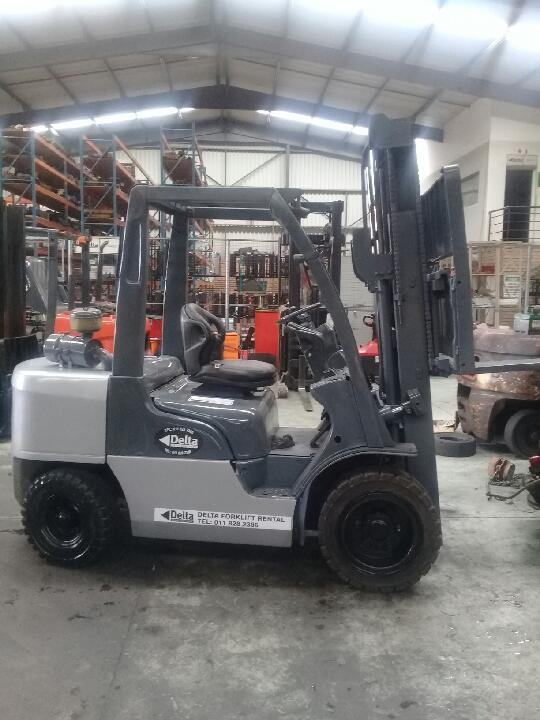 3 ton Nissan diesel forklift