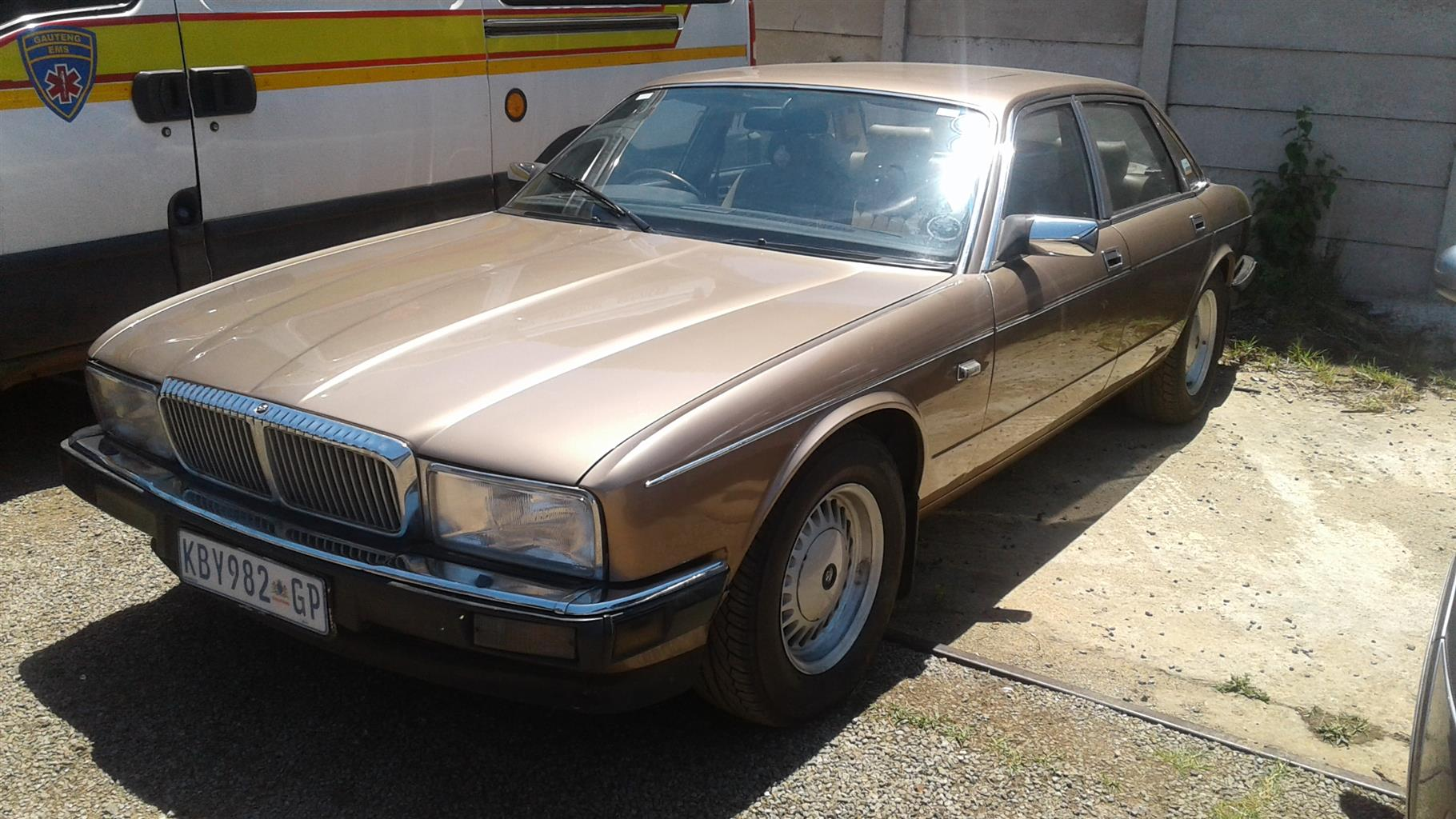 Daimler 3.6 L